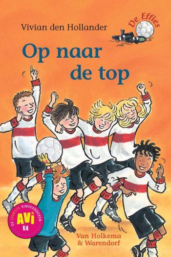 9789000317394 De Effies Op naar de top (e-boek)