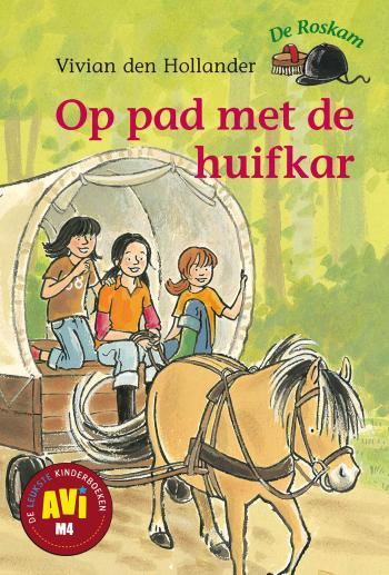 9789000317493 De Roskam Op pad met de huifkar (e-boek)