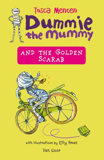 9789000321834 Dummie de mummie Dummie the Mummy and the Golden Scarab (e-boek)