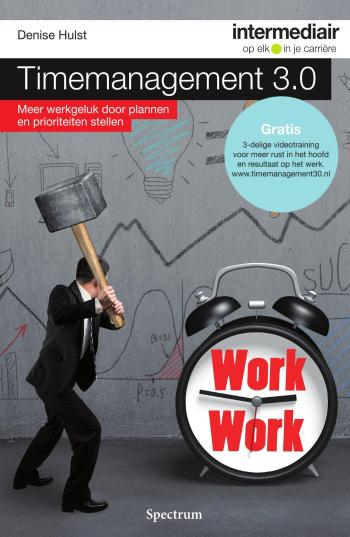 9789000343270 Timemanagement 3.0 (e-boek)