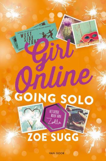 9789000353859 Girl Online Girl online going solo (e-boek)