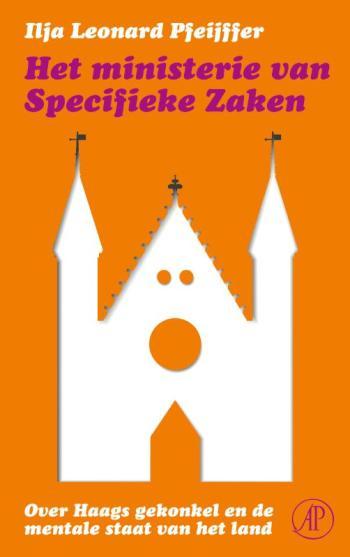 9789029580113 Het ministerie van specifieke zaken (e-boek)