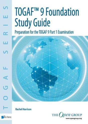 9789087536015 Togaf series Togaf 9 Foundation  Study Guide (e-boek)